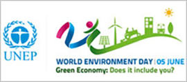 World Environment Day 2012. Green Economy: Does it include you?
