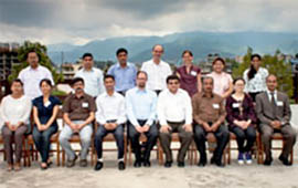 Workshop on constructing a mountain-specific Livelihood Vulnerability Index