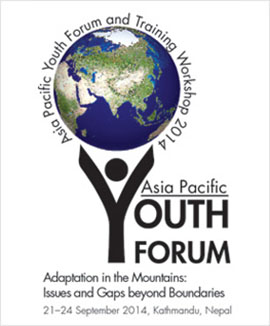 Asia Pacific Youth Forum and Training Workshop 2014
