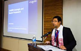 Remarks by Dr Arun Bhakta Shrestha, ICIMOD