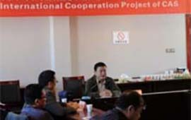 Inception workshop held in Hongyuan on 14-17 July 2014