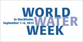 World Water Week 2013