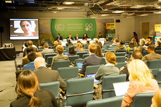 Scaling Mountains, Gaining Heights: Women Environment Leaders being showcased at the side event