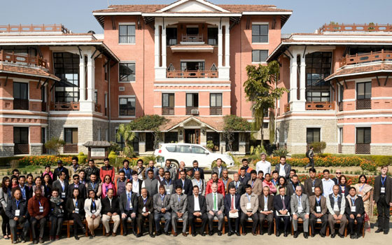 Nepal gears up to build earthquake resistant structures