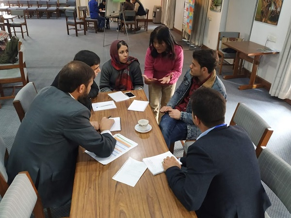 Group activities and discussions