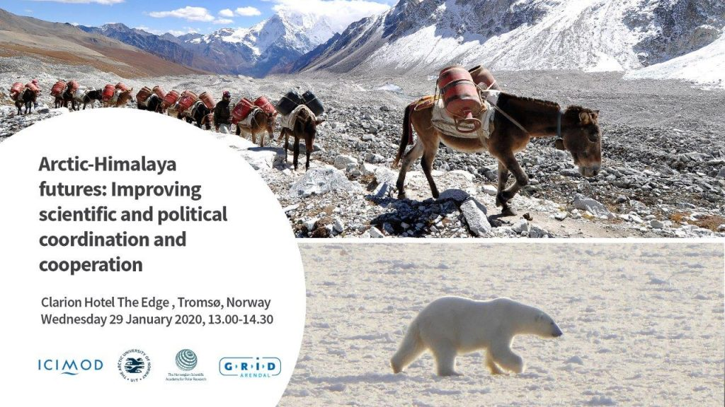 Arctic Frontiers side event