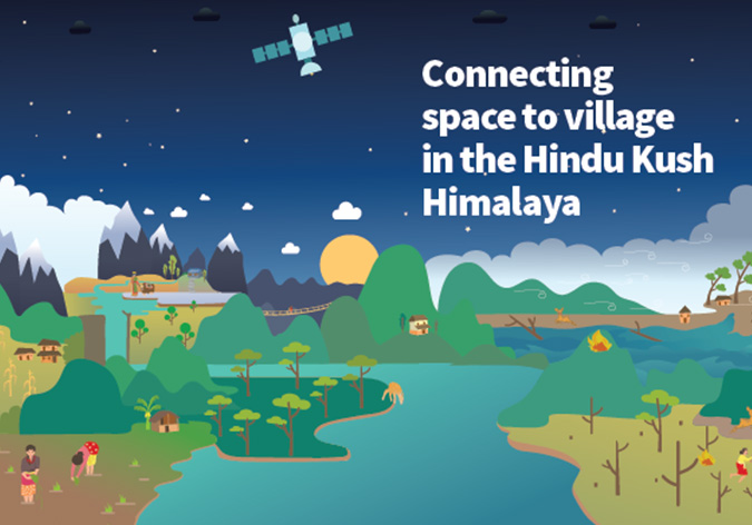 Connecting Space to Village in the Hindu Kush Himalaya