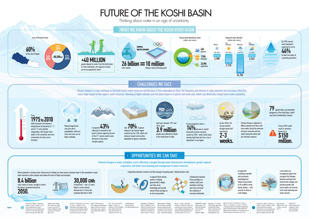 Future of Koshi Basin