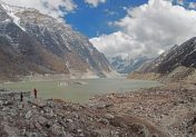 Reassessing Tsho Rolpa glacial lake