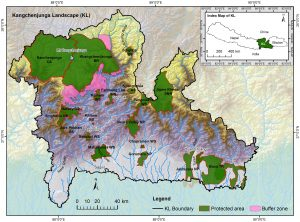 Protected Areas of Kangchenjunga Landscape