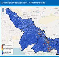 Streamflow Prediction Tool
