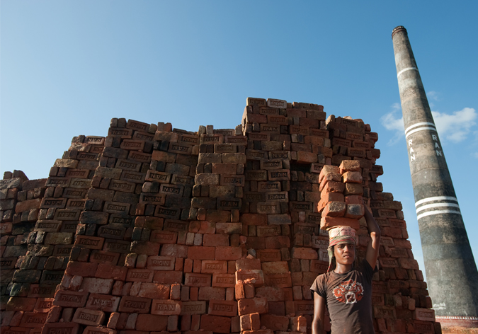Brick sector in Bangladesh