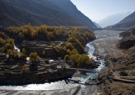 Upper Indus Basin Network