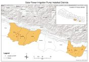 Fifty-three Solar-powered Irrigation Pumps Operational in Four Districts of Nepal