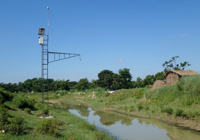 Community Based Flood Early Warning System