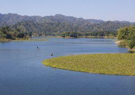 Cherrapunjee-Chittagong Landscape