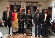 ICIMOD delegation discusses REDD+ activities in Mizoram, India