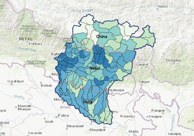 Koshi Basin Information System (KBIS)
