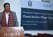 National-level Orientation on Climate Resilient Villages for Local Governments