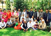 Cooperatives prepare business plans to promote agroforestry in Chitwan, Nepal