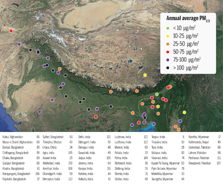 The Hindu Kush Himalaya Assessment, 2019