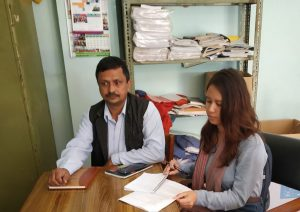 Key-informant-interview-with-Prahlad-Prasad-Timilsena