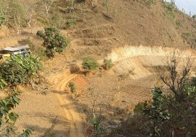Road, trail, and bridge construction