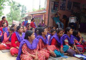 Livelihood training programmes