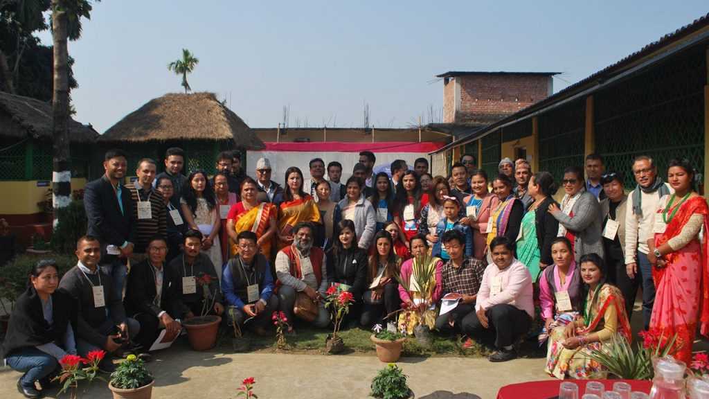 Participants of the Homestay Congress 2020