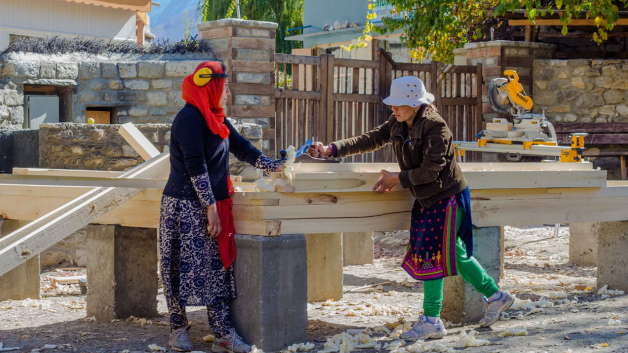 The long road to gender equality in Pakistan's labour force