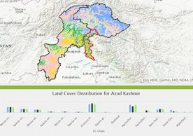 Land Cover Dynamics in Pakistan