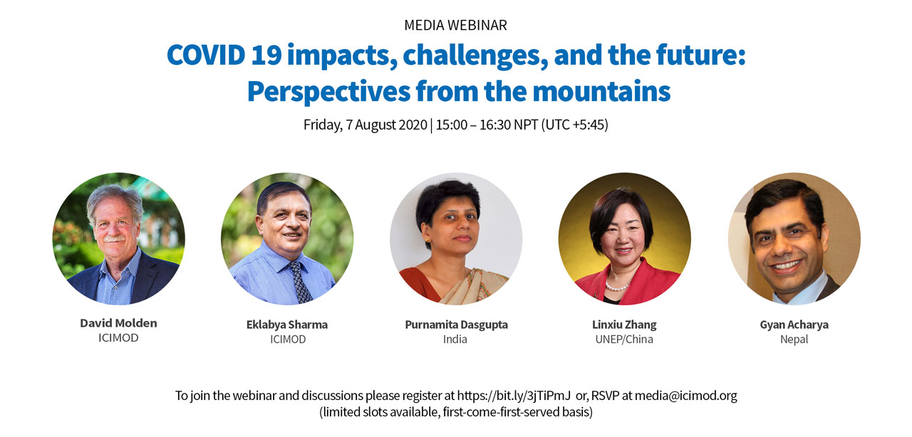 COVID-19 impacts, challenges, and the future: Perspectives from the mountains