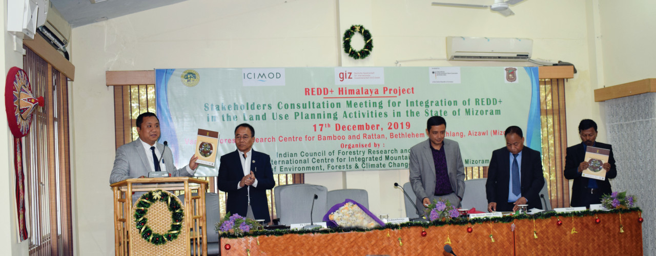 India's first State REDD+ Action Plan launched