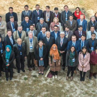 Science-based regional collaboration through the Upper Indus network