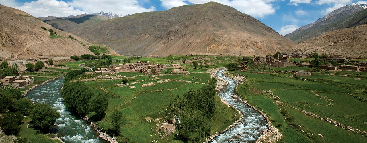 Gender integration in Afghan water resource management