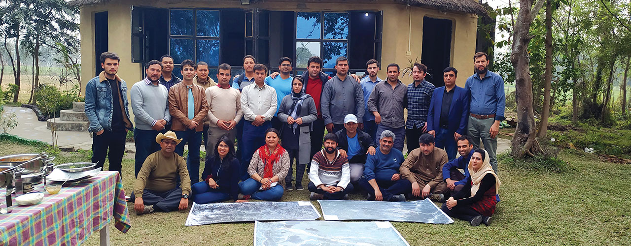 Multi-scale integrated river basin management resource book co-creation reinforces its relevance