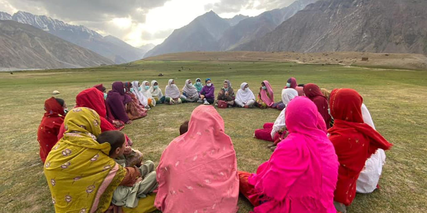 COVID-19 and gender inequality in Pakistan