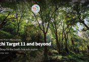Aichi Target 11 and beyond: Roadmap for South Asia sub-region