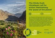 A key global asset under threat: Experts highlight the biocultural diversity of the HKH, call for harmonizing conservation and development