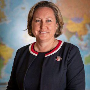 Anne-Marie Trevelyan MP, UK
