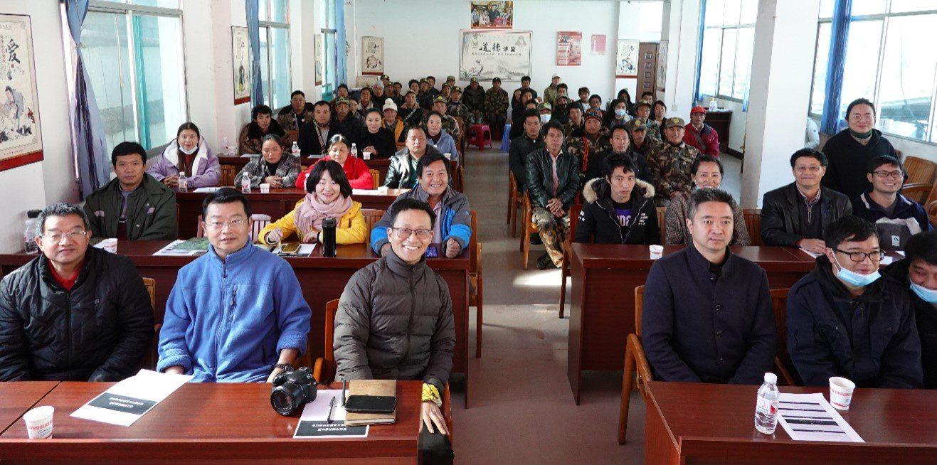 workshop in Fugong County, Yunnan, China