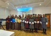 Training on climate change vulnerability and risk assessment
