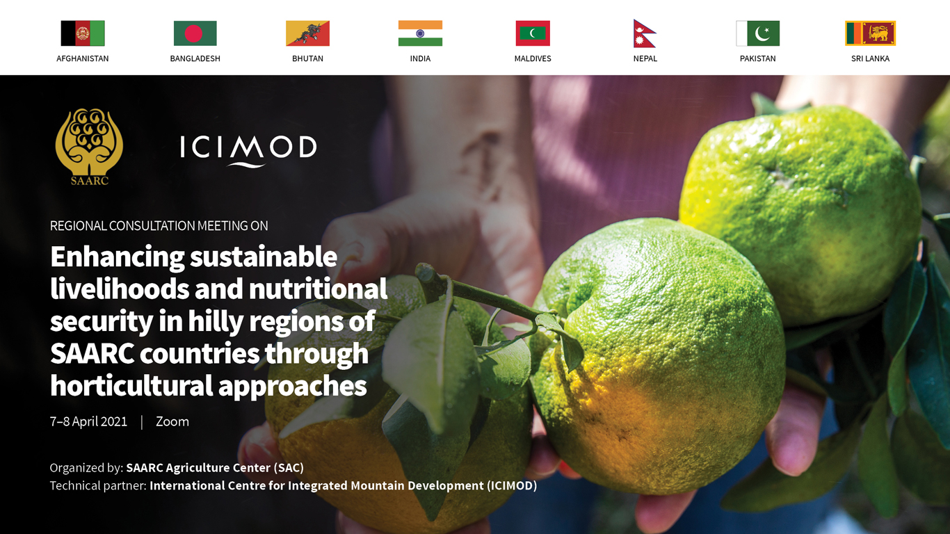 Enhancing sustainable livelihoods and nutritional security
