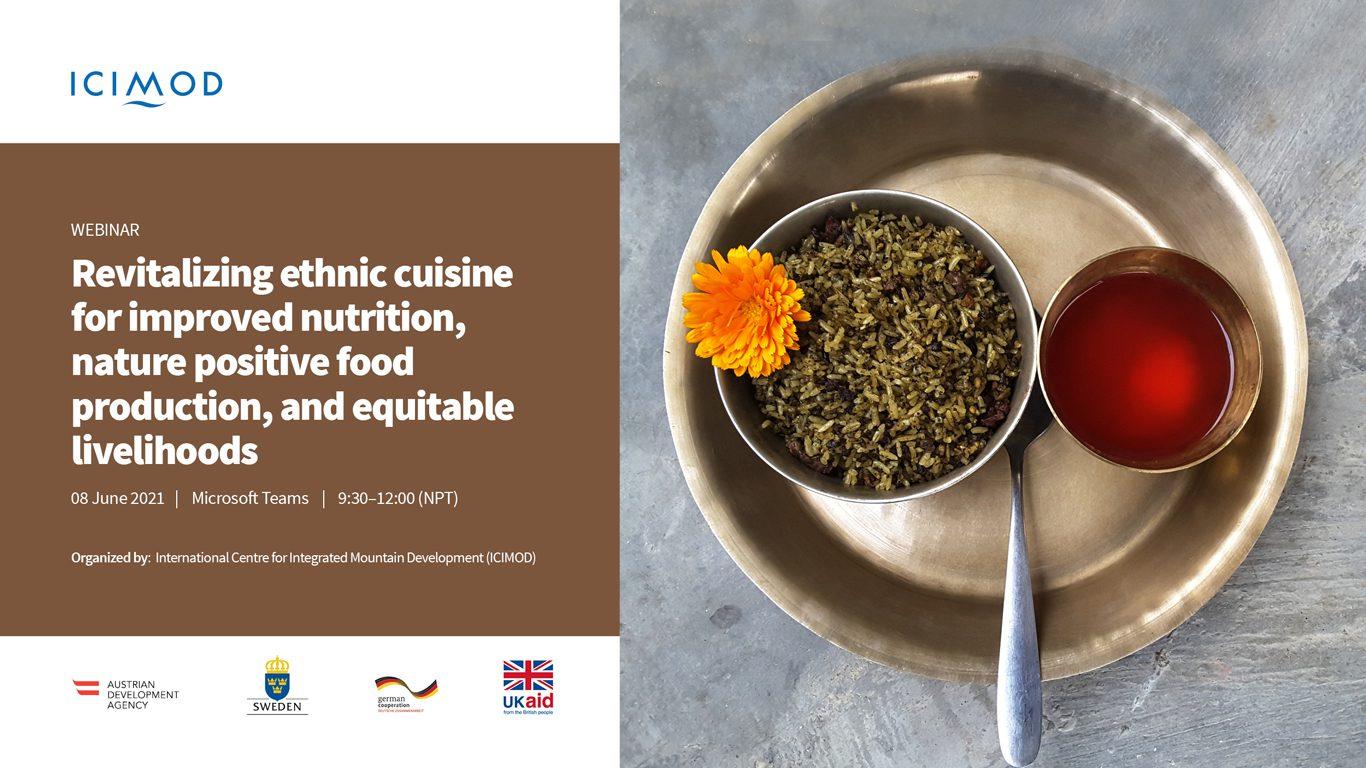 Revitalizing ethnic cuisine