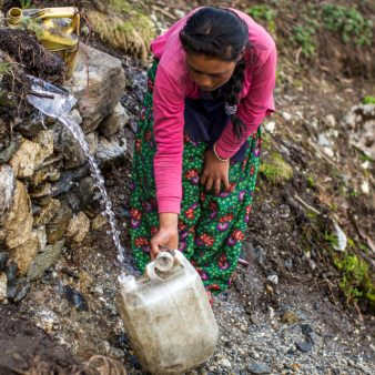 Conserving and restoring water sources