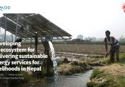 Developing an ecosystem for delivering sustainable energy services for livelihoods in Nepal