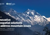Innovative geospatial solutions to address mountain issues