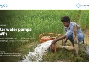 Training on solar water pumps (SWP)
