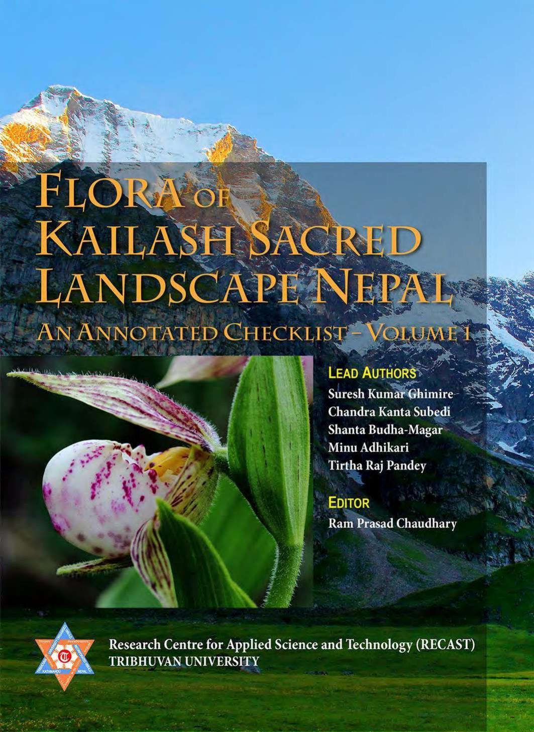 Flora of Kailash Sacred Landscape Nepal