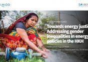REEECH WEBINAR SERIES Towards energy justice: Addressing gender inequalities in energy policies in the HKH